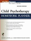 Child Psychotherapy Homework Planner, Jongsma, Arthur E., Jr. and Peterson, L. Mark, 0471785342