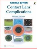 Contact Lens Complications, Efron, Nathan, 0750655348