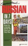 Conversational Russian in 7 Days, Baldwin, Shirley and Boas, Sarah, 0844245348