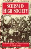 Schism in High Society 9780951785348
