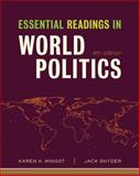 Essential Readings in World Politics, Snyder, Jack L., 0393935345