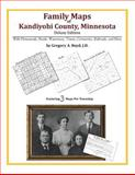 Family Maps of Kandiyohi County, Minnesota, Deluxe Edition : With Homesteads, Roads, Waterways, Towns, Cemeteries, Railroads, and More, Boyd, Gregory A., 142031534X