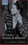 The Legacy of Simone de Beauvoir, , 0199265356