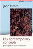 Key Contemporary Concepts : From Abjection to Zeno's Paradox, Lechte, John, 0761965351