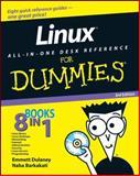 Linux, Emmett Dulaney and Naba Barkakati, 0470275359