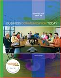MyBCommLab with Pearson Etext - For Business Communication Today, Bovée, Courtland L. and Thill, John V., 0131995359