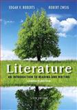 Literature : An Introduction to Reading and Writing, Compact Edition Plus 2014 MyLiteratureLab with EText -- Access Card Package, Roberts, Edgar V. and Zweig, Robert, 0134015355