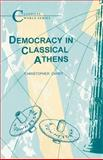 Democracy in Classical Athens, Carey, Christopher, 1853995355