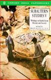 Subaltern Studies 9780195635355
