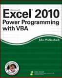 Excel 2010 Power Programming with VBA, John Walkenbach, 0470475358