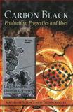 Carbon Black : Production, Properties and Uses, Sanders, Ian J. and Peeten, Thomas L., 1612095356