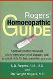 Homoeopathic Family Guide, L. D. Rogers, 8170215358