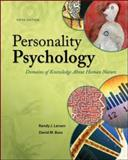 Personality Psychology : Domains of Knowledge about Human Nature, Larsen, Randy J. and Buss, David M., 007803535X