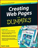 Creating Web Pages for Dummies, Bud E. Smith and Arthur Bebak, 0470385359