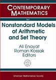 Nonstandard Models of Arithmetic and Set Theory, , 0821835351