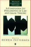 A Companion to the Philosophy of Law and Legal Theory, , 1557865353