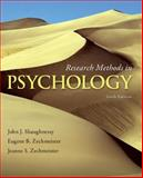 Research Methods in Psychology, Shaughnessy, John J. and Zechmeister, Eugene B., 0077825365