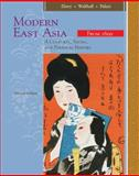 Modern East Asia Vol. 2 : A Cultural, Social, and Political History, Ebrey, Patricia Buckley and Walthall, Anne, 0547005369