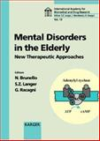 Mental Disorders in the Elderly : New Therapeutic Approaches - Rome, April, 1997, , 3805565364