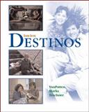 Destinos, VanPatten, Bill and Marks, Martha Alford, 0072525363