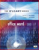 Microsoft Office Word 2003 Introductory, O'Leary, Timothy J. and O'Leary, Linda I., 0072835362
