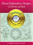 Floral Embroidery Designs, Dover Publications Inc. Staff, 0486995364