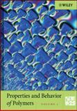 Properties and Behavior of Polymers, John Wiley & Sons, Inc., 1118055365
