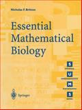 Essential Mathematical Biology, Britton, Nicholas F., 185233536X