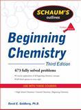 Beginning Chemistry, Goldberg, David, 0071635378