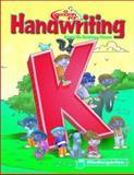 Reason for Handwriting Gr K, Carol Ann Retzer, Rob Harrell, 0936785373