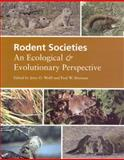 Rodent Societies : An Ecological and Evolutionary Perspective, , 0226905373