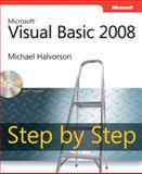 Microsoft Visual Basic 2008, Halvorson, Michael, 0735625379