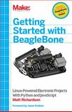 Beginning BeagleBone : Creating Linux-Powered Electronics Projects, Richardson, Matt, 1449345379
