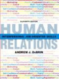 Human Relations, DuBrin, Andrew J., 0132605376