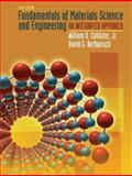 Fundamentals of Materials Science and Engineering : An Integrated Approach, Callister, William D. and Rethwisch, David G., 0470125373