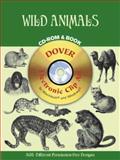 Wild Animals, Dover Staff, 0486995372