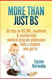 More Than Just Bs, Jayson Marwaha, 1479725374