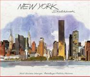 New York Sketchbook, Fabrice Moireau, 9814155373