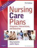 Nursing Care Plans : Diagnoses, Interventions, and Outcomes, Gulanick, Meg and Myers, Judith L., 0323065376