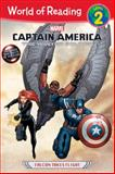 The Winter Soldier World of Reading, Level 2, Adam Davis, 1423185374