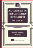 Advances in Psychology Research, , 1590335376