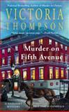 Murder on Fifth Avenue, Victoria Thompson, 0425255379
