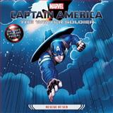 Captain America - The Winter Soldier 8x8, Michael Siglain, 1484705378