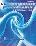 Contemporary Precalculus : A Graphing Approach, Hungerford, 0030255384