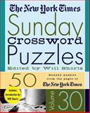 The New York Times Sunday Crossword Puzzles, New York Times Staff, 0312335385