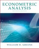 Econometric Analysis, Greene and Greene, William H., 0131395386