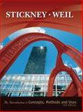 Financial Accounting : Introduction to Concepts, Methods and Uses, Stickney, Clyde P. and Weil, Roman L., 0324375387