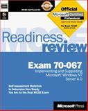 MCSE Readiness Review Exam 70-067 Microsoft Windows NT Server 4.0, Wilansky, Ethan, 0735605386