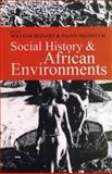 Social History and African Environments, Beinart, William, 0821415387