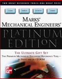 Mark's Mechanical Engineers' Set, Avallone, Eugene A. and Baumeister, Theodore, 0071355383